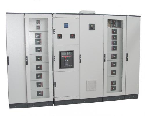 Transformer substation 1600 kVA, 35/0,4 kV