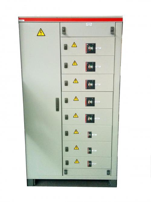 Щит РУ-0,4 кВ 2000 А - TriLine PowerModule ABB