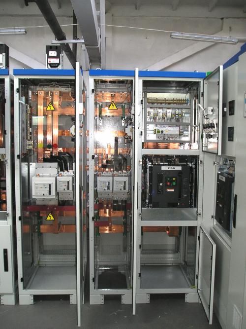 Щит РУ-0.4 кВ 4000 А система xEnergy