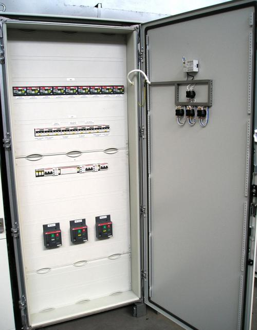 Main distribution switchboard 1600 А