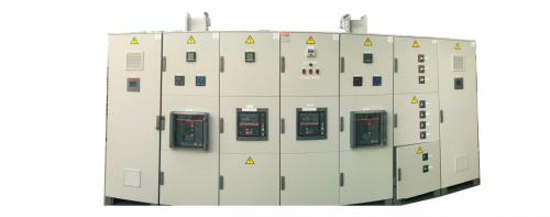 Щит РУ-0,4 кВ 2000 А - система розподільних щитів TriLine-R ABB